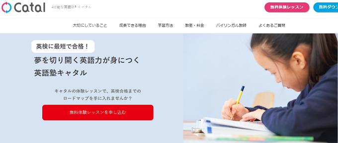 4技能英語塾®キャタル